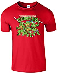 Ninja Turtles Mighty Männer Unisex Mutant Zeichen-T-Shirt