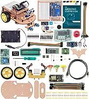 Roinco Multipurpose Starter Kit for Arduino Uno - NODEMCU (IOT) - Robotics For Beginners (learn Basic - Interm