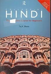 By Tej K. Bhatia - Colloquial Hindi: A Complete Language Course (PB + CD) (Pap/Com/Ca)