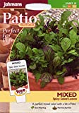 Portal Cool Johnsons Pictorial Pack - Vegetale - Misto foglie di insalata piccante - 750 Semi