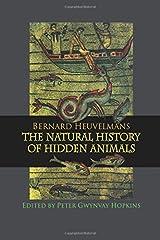 Natural History Of Hidden Animals Paperback