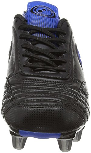 Optimum Inferno 3, Rugby Homme Noir (Black/Blue)
