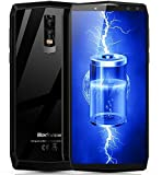 Blackview P10000 Pro - 6 inch FHD+ (18:9 ratio, 2160*1080p) Android 4G smartphone with 11000mA battery, MTK6763 Octa Core 2.0GHz 4GB + 64GB, quad cameras, face recognition, Type-C, GPS - mirror gray