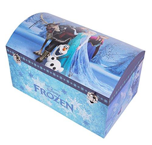 Trousselier-Die Eiskönigin-Frozen-Grand Schatztruhe, -