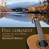 Paul Gerhardt: Choräle auf sechs Saiten (CD)