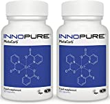 CARB Blocker MetaCarb® Diet Pills Duo Saver Pack | High Strength Formulation with White Kidney Bean Extract | 180 Capsules, 2 Months Supply | Innopure®