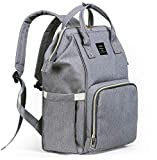 Best Baby Backpack Diaper Bags - Tiscen Diaper Bag Backpack Baby Changing Bag Rucksack Review