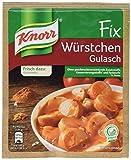 Knorr Fix Würstchen Gulasch 2 Portionen (11 x 32 g)
