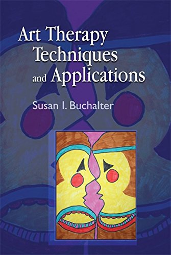 Art Therapy Techniques and Applications Cover Image