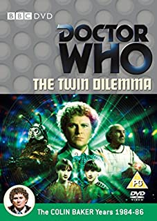 Doctor Who - The Twin Dilemma [DVD] [1984] (B002ATVDEQ) | Amazon price tracker / tracking, Amazon price history charts, Amazon price watches, Amazon price drop alerts