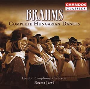 Johannes Brahms: Ungarische Tänze