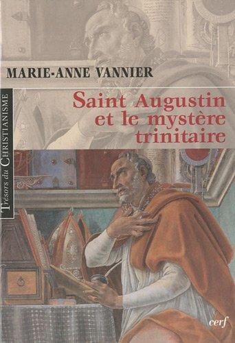 Saint Augustin et le mystère trinitaire