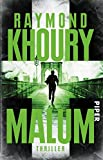 Malum: Thriller (Sean Reilly) bei Amazon kaufen
