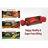 Ritebite Max Protein 20gm Protein Assorted Gifting Candy Pack of 3, 207g
