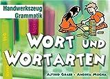 Wort und Wortarten (Handwerkszeug Grammatik)