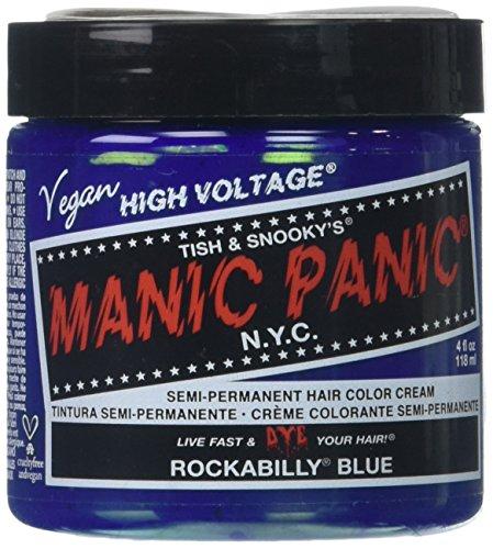 Manic Panic Haartönung ROCKABILLY BLUE