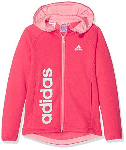 adidas LK ESS FZHD - Sweatshirts - Kinder, Mehrfarbig, 116
