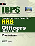 IBPS RRB-CWE Officers Scale II & III Guide 2017