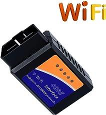 Thinkcase OBD2 Diagnoseger?t, OBD2 Adapter Diagnoseger?t, OBDII, OBD Opel, OBD2 Scanner WiFi USB, OBD BMW, OBD2 Adapter ios, Mini OBD2 WiFi Scanner Funktioniert Auf IOS, Android, Symbian, Windows