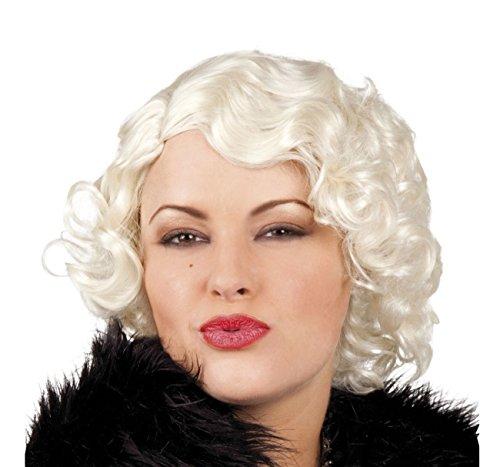 Marilyn Monroe Kostüm Ideen - Boland 86108 Erwachsenenperücke Helen, One