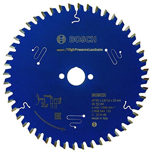 "Bosch Professional 2608644133 Vorritzblatt""Top Precision"" EXTRH 165x20mm 48, 165 x 20 x 2,6 mm"
