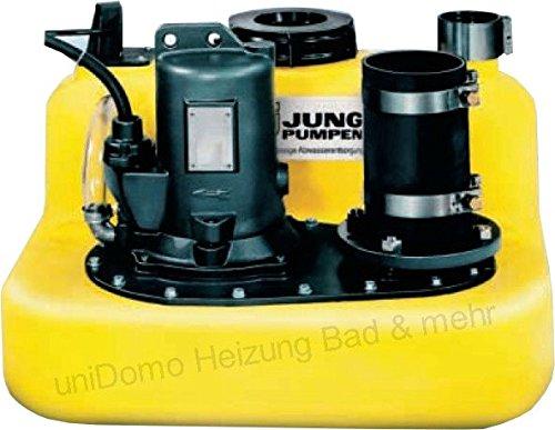Preisvergleich Produktbild Jung compli 400 Hebeanlage für ein Einfamilienhaus, Versorgungsspannung:230 Volt
