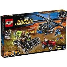 LEGO Super Heroes Batman espantapájaros cosecha del miedo 76054