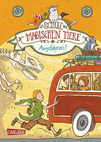 Die Schule der magischen Tiere 4: Abgefahren! (4)