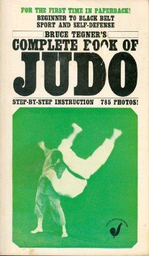 Descargar Libro BRUCE TEGNER'S COMPLETE BOOK OF JUDO de Unknown