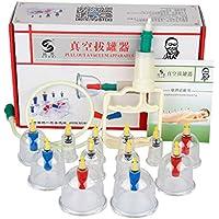 Schröpfen Set 12 Vakuumsauger Mit Pumpgriff, Nass/Trocken, Vakuumpumpenmagnete Biomagnetische Schröpftherapie... preisvergleich bei billige-tabletten.eu