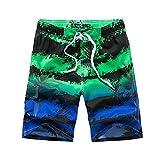 Zolimx Herren Shorts Badehose Schnell Trocken Strand Surfen Laufen Schwimmen Wassersport
