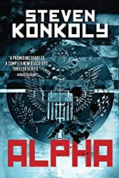 Black Flagged Alpha (Volume 1) by Steven Konkoly (2015-05-10)