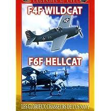 Le f4f wildcat f6f hellcat