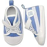 Robemon Bottes Enfant Bébé garçon bébé Fille rayé Impression Chaussures bébé...
