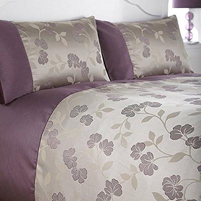 Charlotte Thomas Francesca Bed Set in Plum