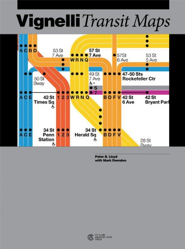 Vignelli Transit Maps (0)