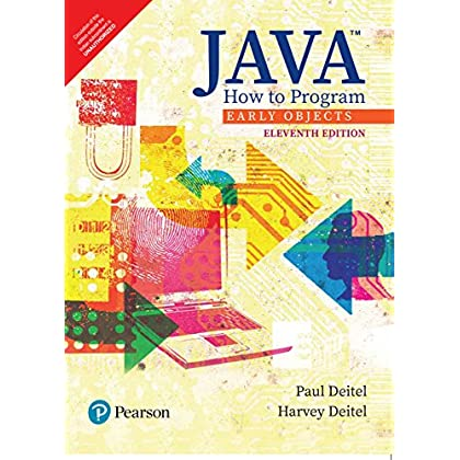 Java How To Program, Early Objects, 11Th Edition