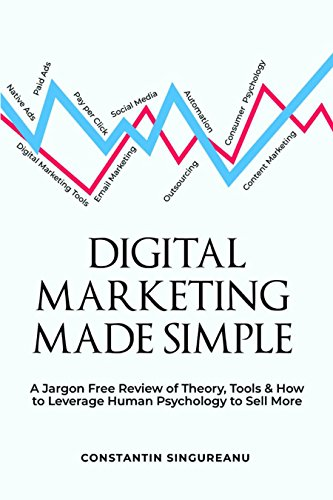 DIGITAL MARKETING MADE SIMPLE: A Jargon Free Review of Theory, Tools & Leveraging Human