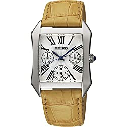 Seiko Chronograph Silver Dial Mens Watch - SKY737P2