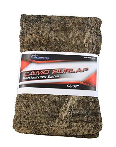 Ameristep Burlap Blind Material, Camo by Ameristep Camo Blind Material