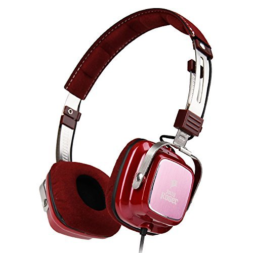 Jolly Roger M8 Stereo Music Headsets In-line Microphone and Stretchable Headband 51vCZoyJmCL