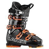 Lange Skischuhe SX 130 schwarz/orange Gr. MP 30,5