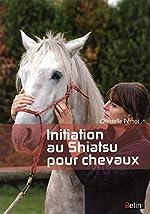 Initiation au shiatsu pour chevaux - Nouvelle édition de Christelle Pernot