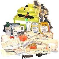 """Notfalltasche Erste Hilfe """"BASIC"""" für Wassersport, Segeln, Motorboot groß aus Plane, Farbe: gelb preisvergleich bei billige-tabletten.eu"""