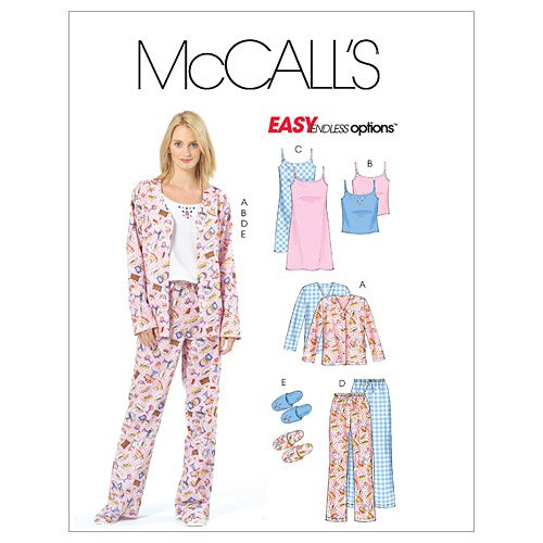 'Misses / Miss Petite Top, canotta, camicia da notte, pantaloni