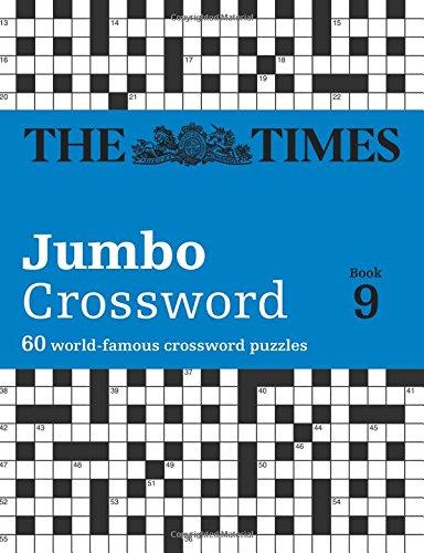 The Times Jumbo Crossword: Book 9 (Crosswords)