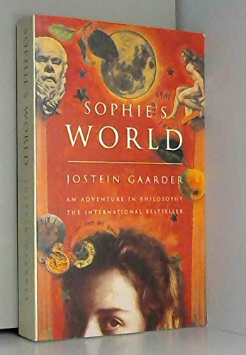 Book cover for Sophie's World