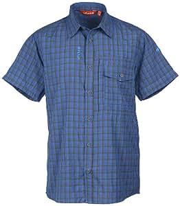 Lafuma Herren Funktionshemd Aral Short Sleeve, azul blue, M, LFV9685