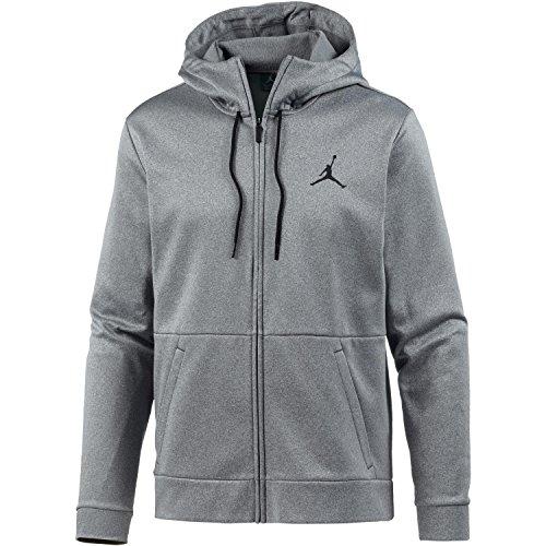 Nike Jordan Herren Hoodie grau XXL