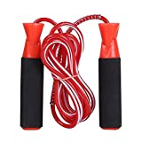 #4: ILARTE Exclusive Gym training Skipping Rope(Red)